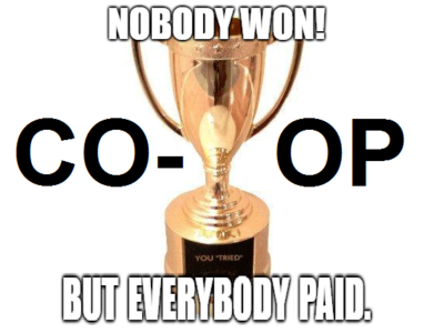 "Co-Op Digital $$$: ""Competitive Advantage"" or ""Expensive Participation Trophy""?"