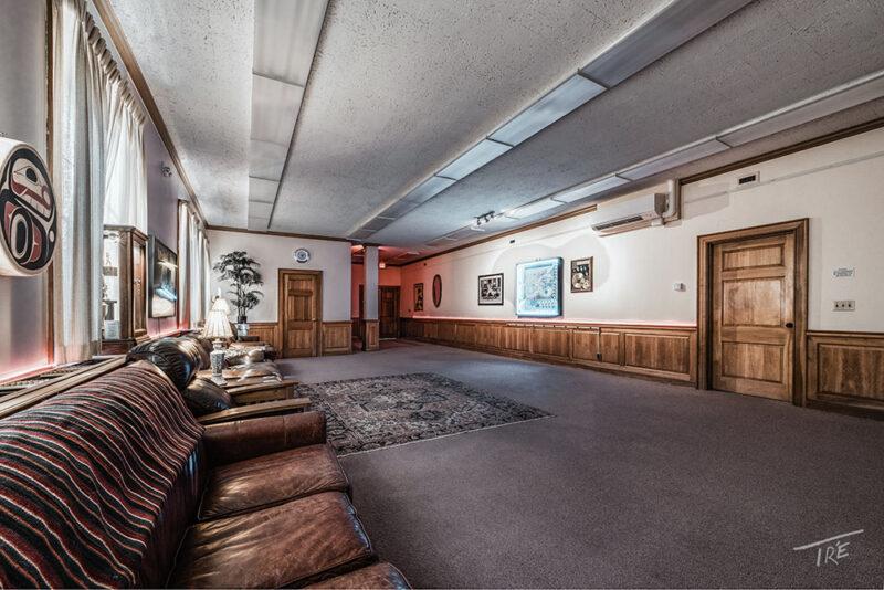 The Library Studio Interior