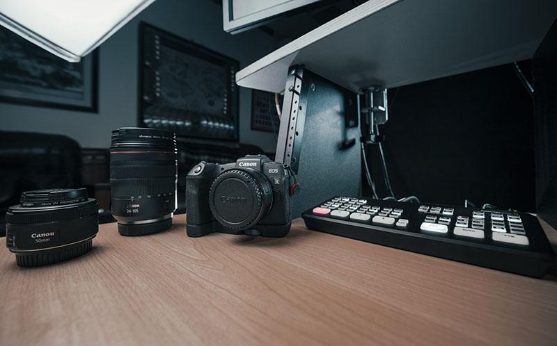 The Library Studio Camera
