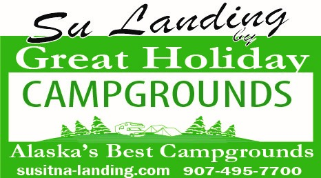 Susitna Landing by Great Holiday Campgrounds