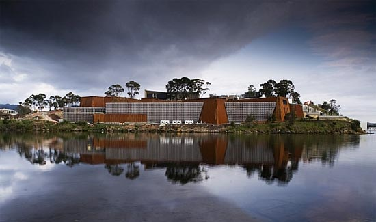 Museum of Old New Art - MONA