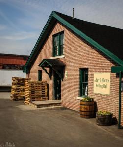 Blanton Bottling House