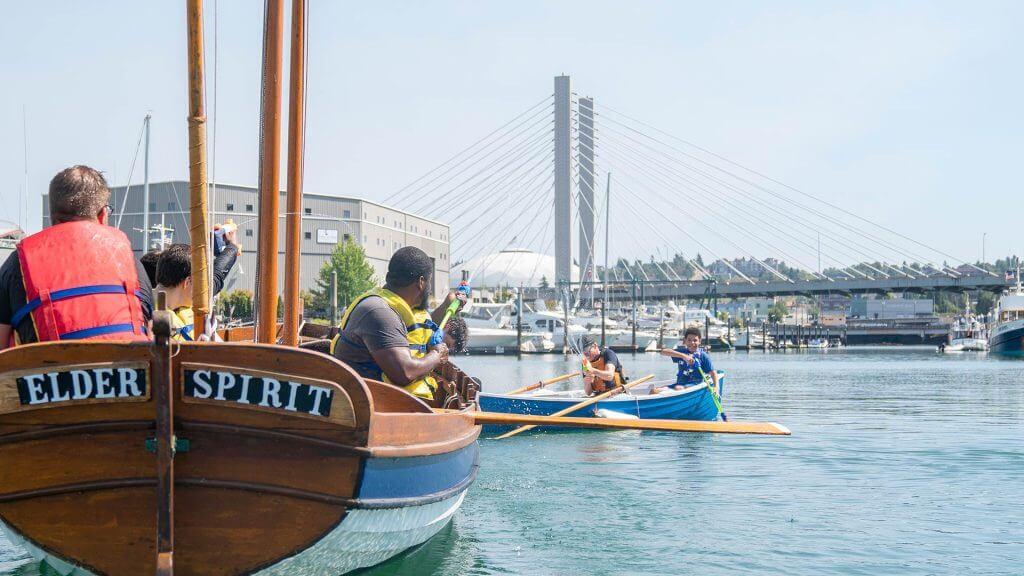 Elder Spirit on Foss Waterway