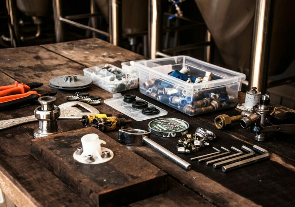 Plumbing Tools and Hardware