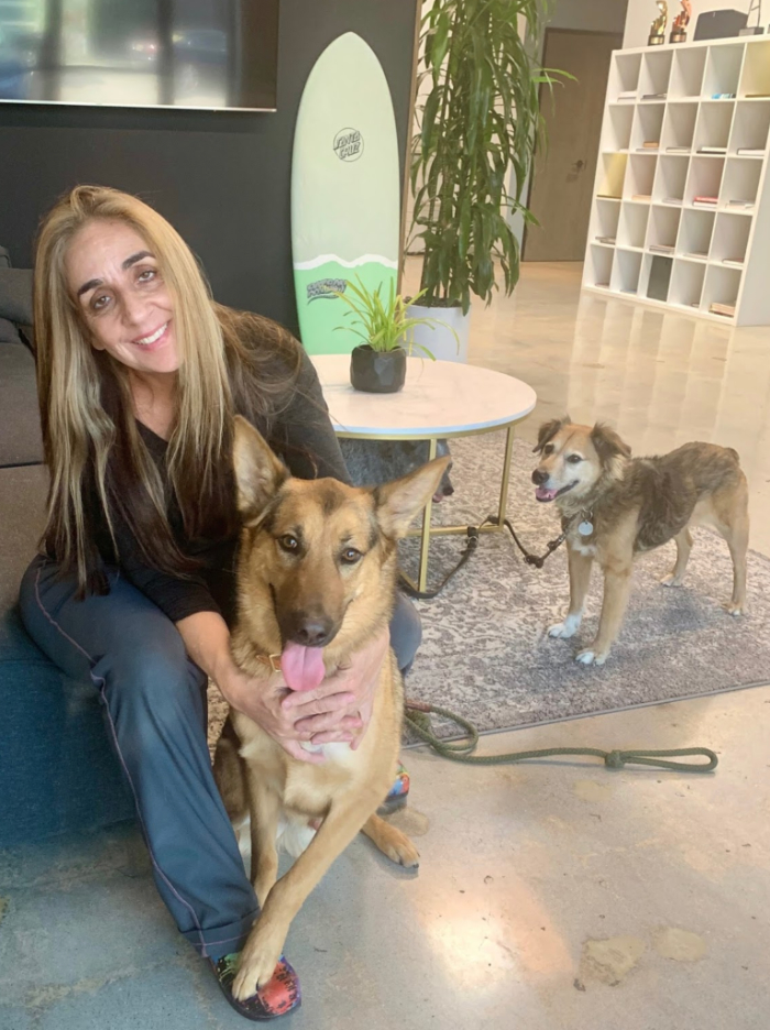 Suzanne Owner Canine Path Dog Training