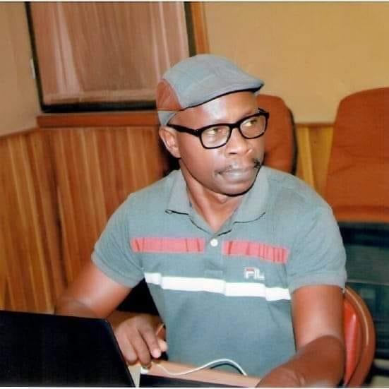 Yacouba Ladji Bama, actuel Rédacteur en chef du bimensuel d'enquête Courrier Confidentiel