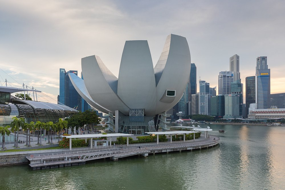 Singapore is overhyped