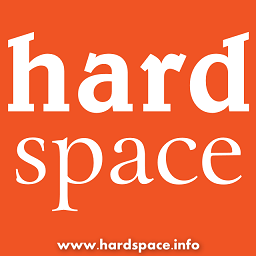 Hardspace is a confusing launching pad for literary work and political testimony.