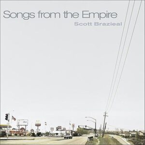 Album cover art: Songs from the Empire.