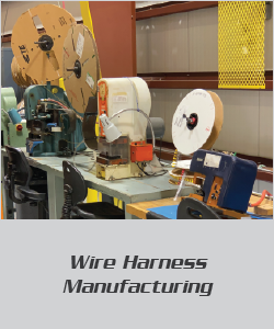 Harness Manufacturing
