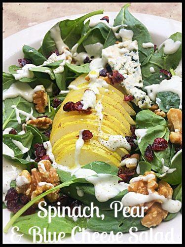 Spinach-Pear-Blu