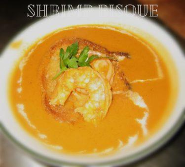 Shrimp Bisque pic