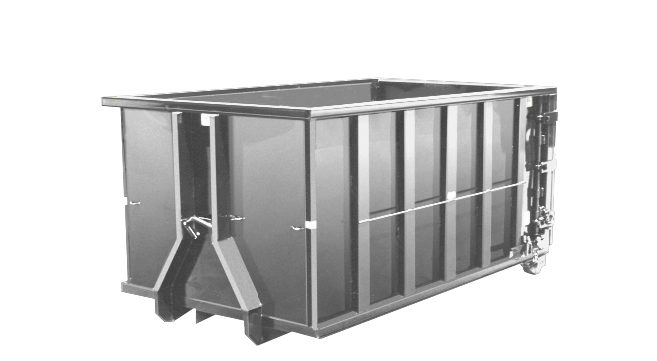 Rudco Hooklift Waste Containers