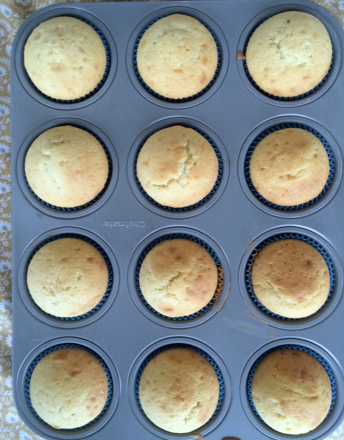 cupcakes cooked