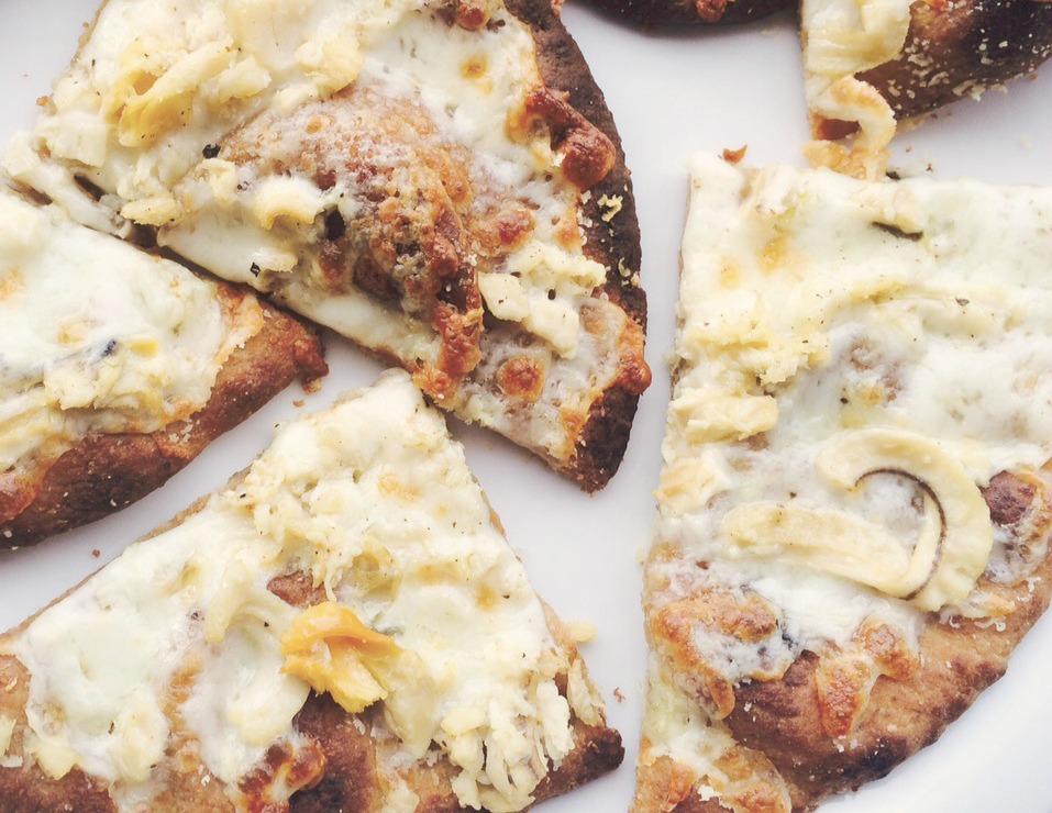 clam pizza close done