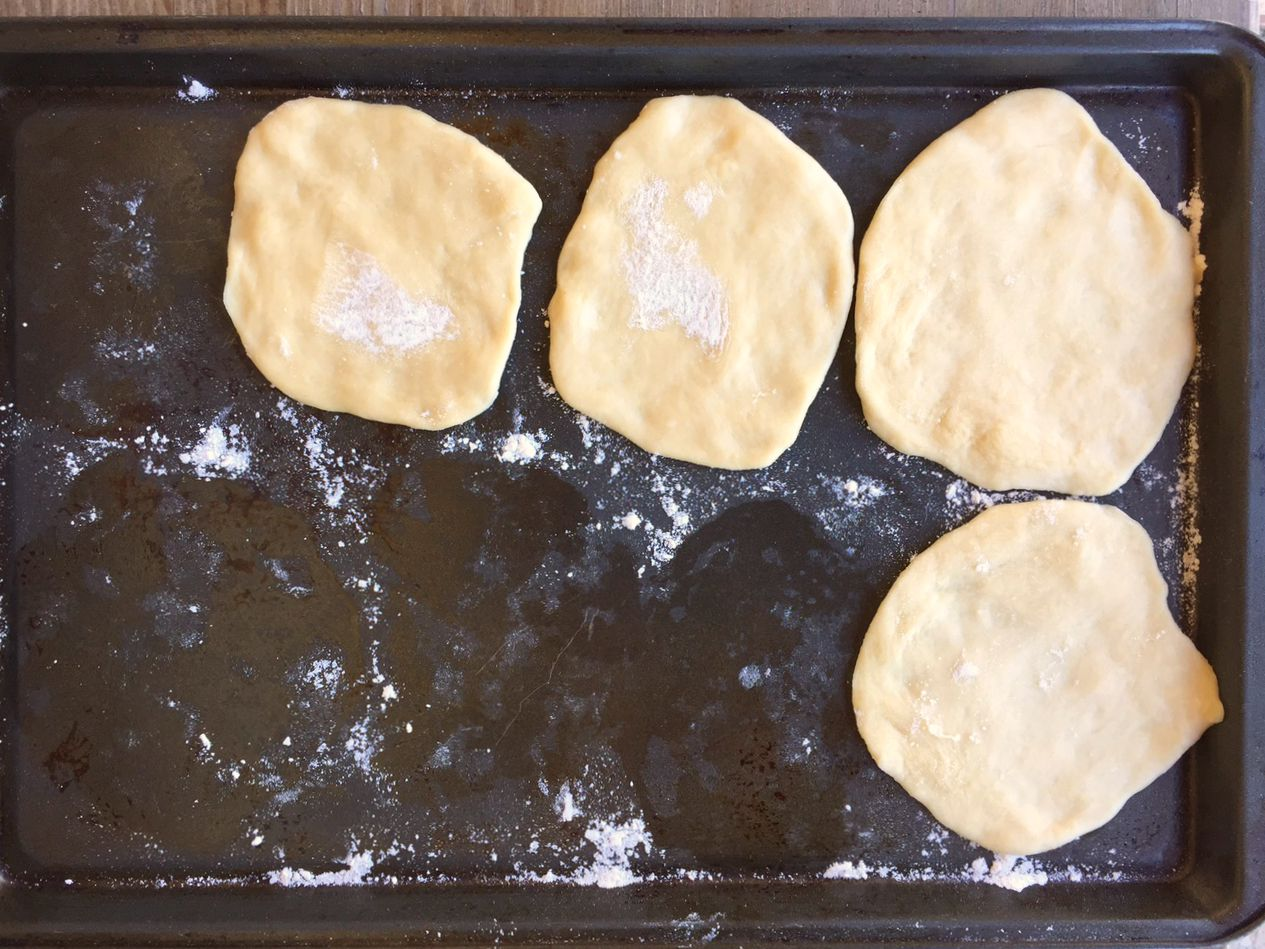 tortillas before chill