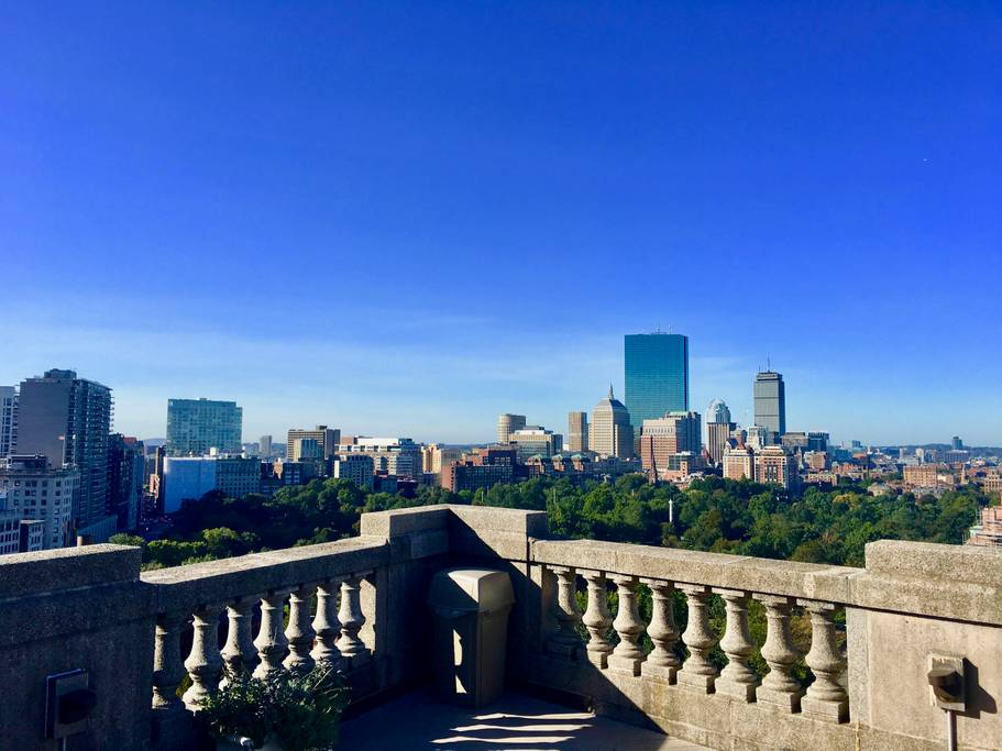 boston roof deck