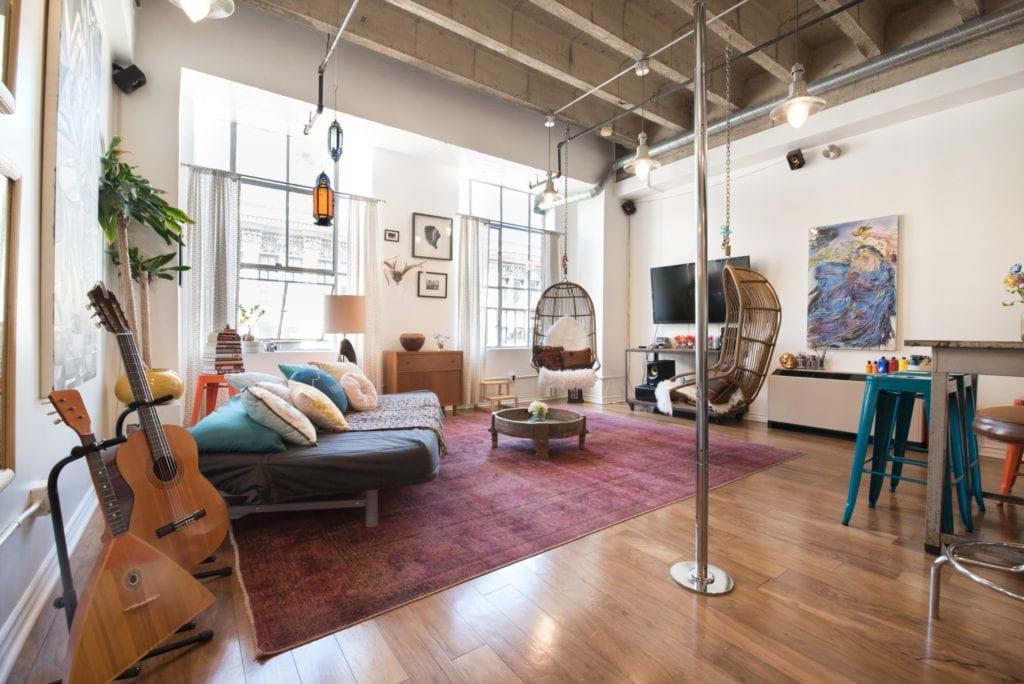 airbnb la loft with pool