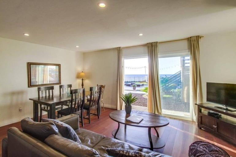 airbnb ocean front 4 bedroom villa san diego