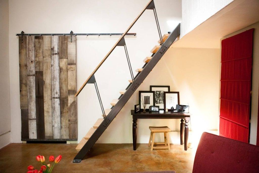 loft with garden san francisco airbnb