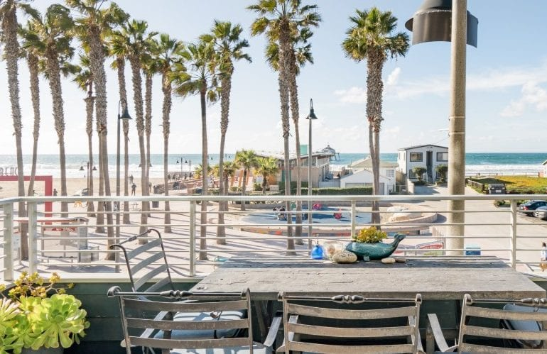 imperial beach airbnb condo with spectacular views