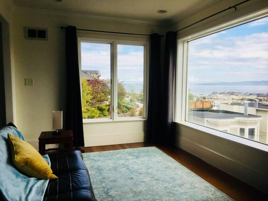penthouse san francisco airbnb