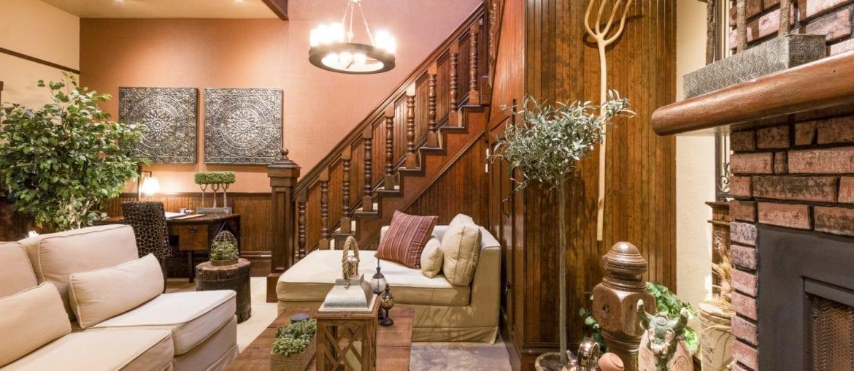 airbnb atlanta carriage house