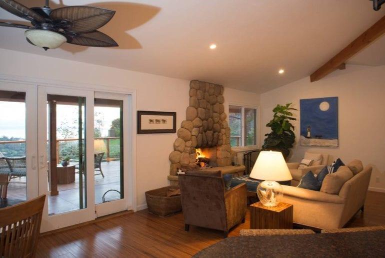 santa barbara new home ocean view airbnb