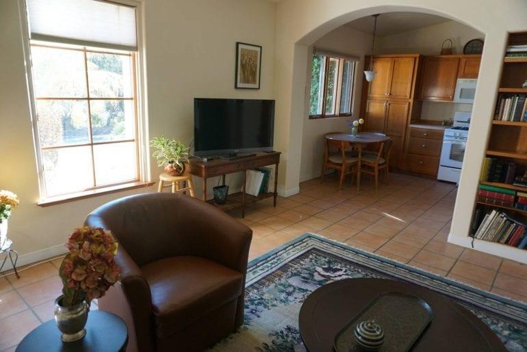guest house santa barbara airbnb