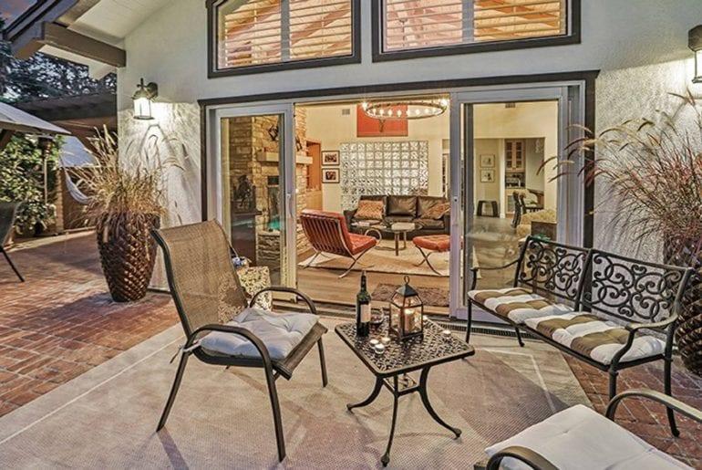designer santa barbara airbnb