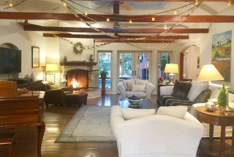 large santa barbara rental airbnb