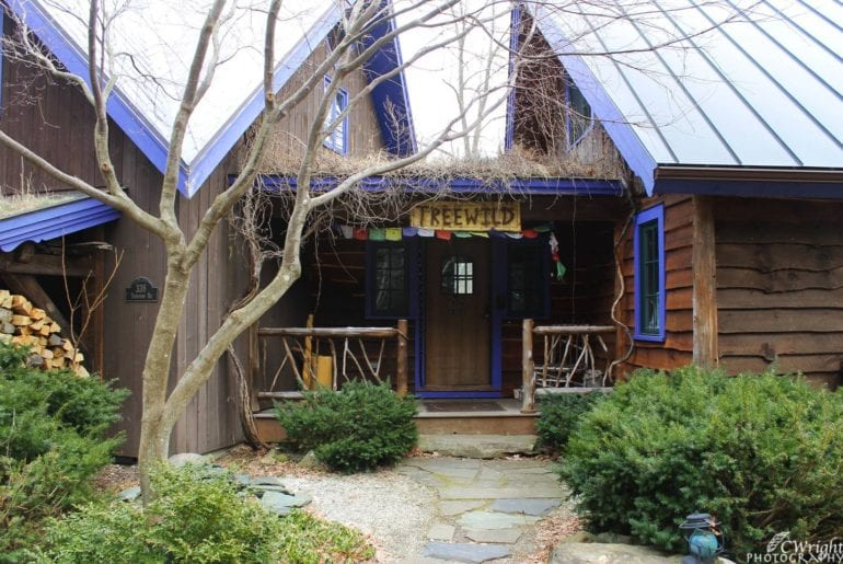 airbnb vermont garden apartment