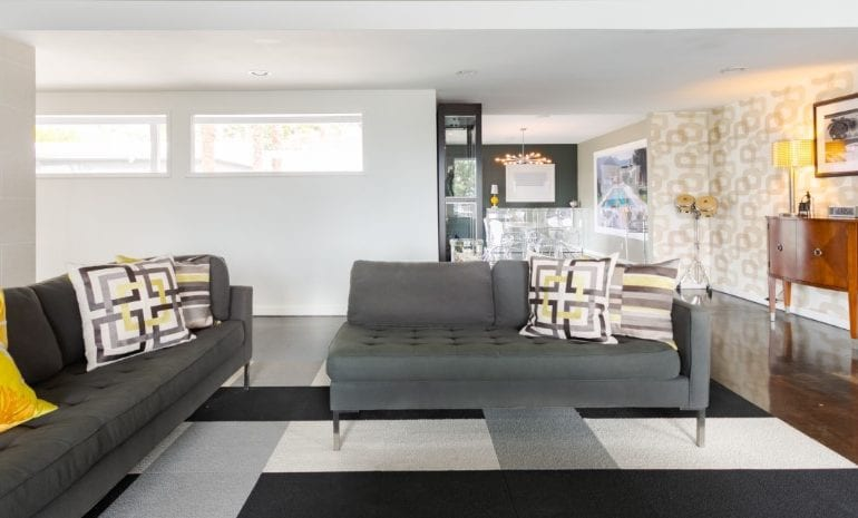 airbnb glendale hilltop home with views