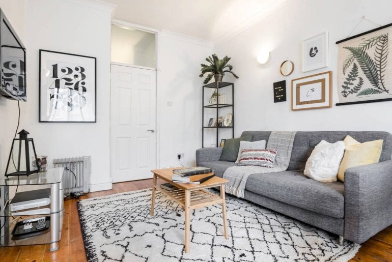 super soho location airbnb central london