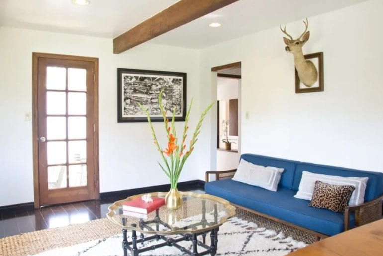 airbnb hollywood hills love nest la