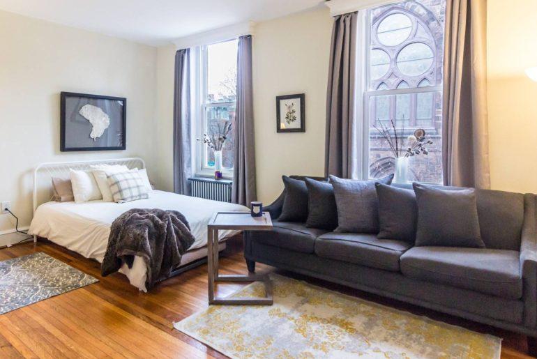 studio philadelphia airbnb