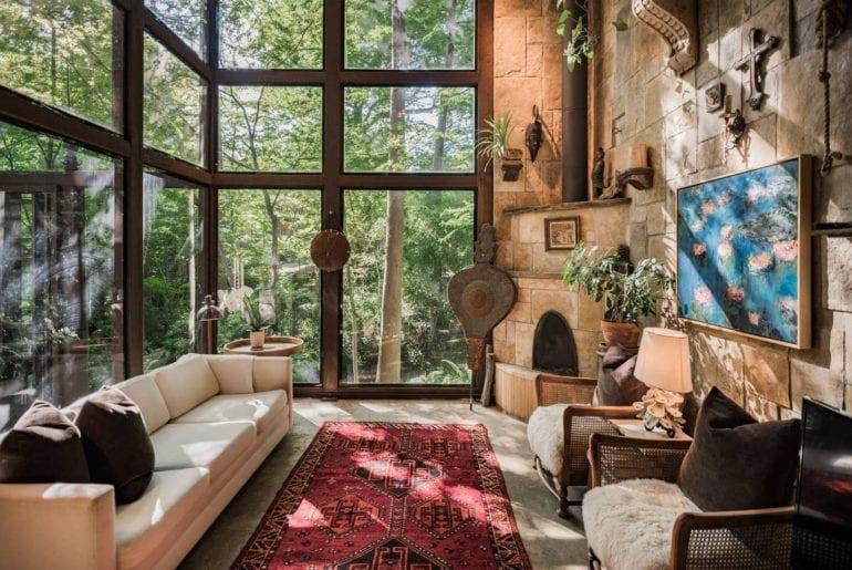 airbnb designer treehouse little forest hills dallas