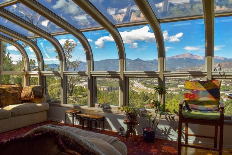 mountain colorado springs home airbnb