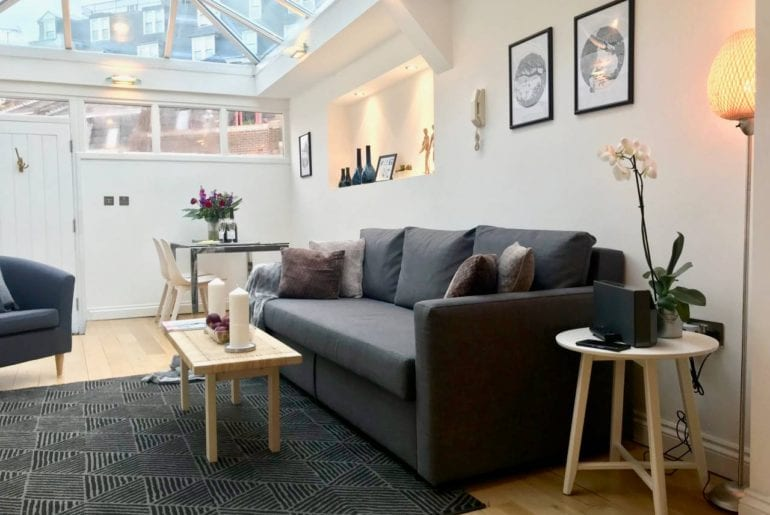 covent garden airbnb apartment central london