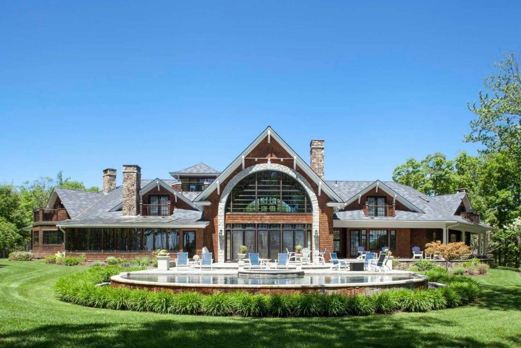 luxury maine airbnb