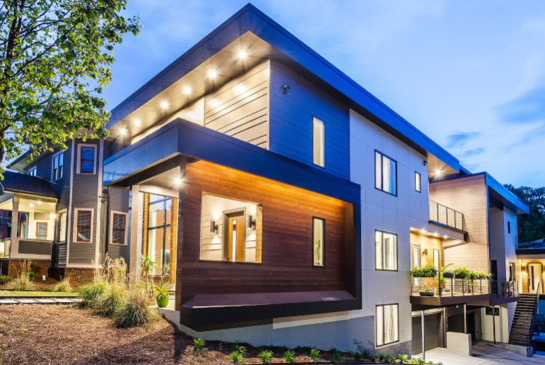 midtown atlanta modern home airbnb