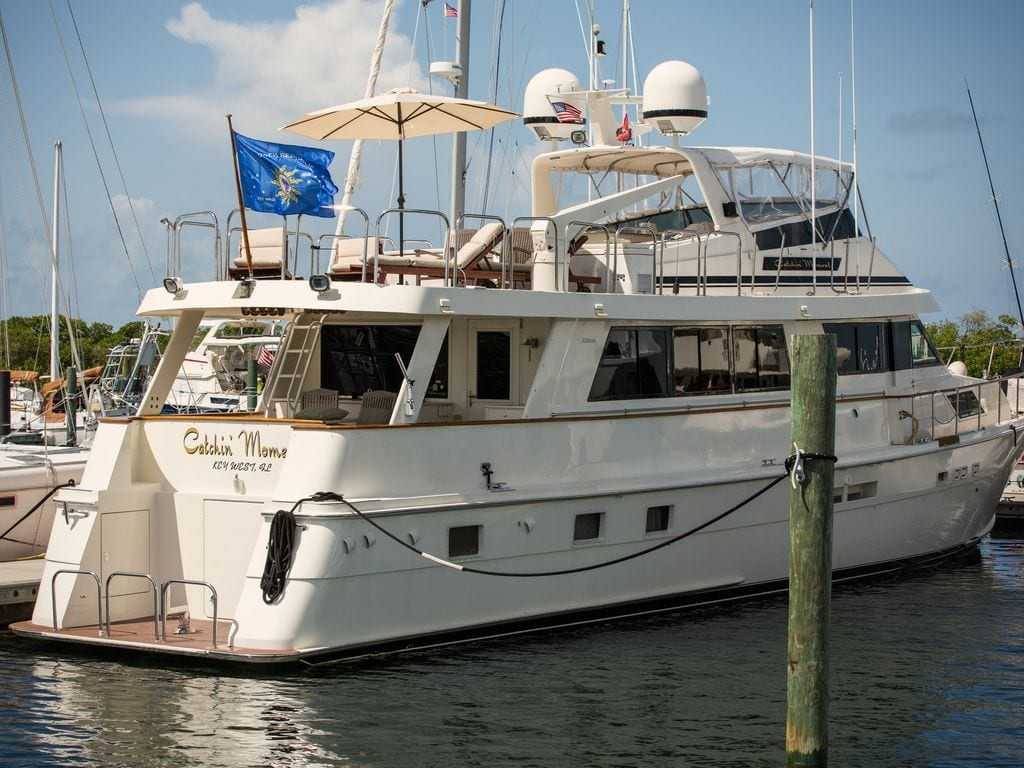 airbnb yacht home in florida keys