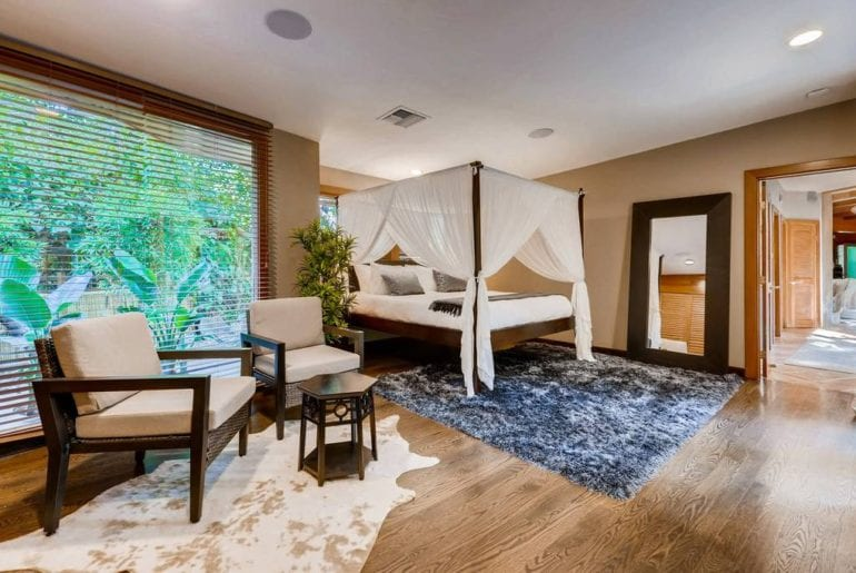 modern airbnb zen spa retreat in the hollywood hills