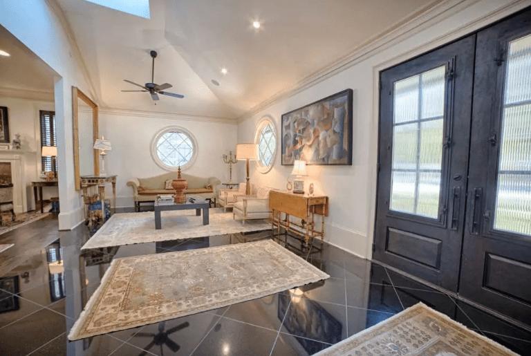 restored midtown atlanta airbnb home