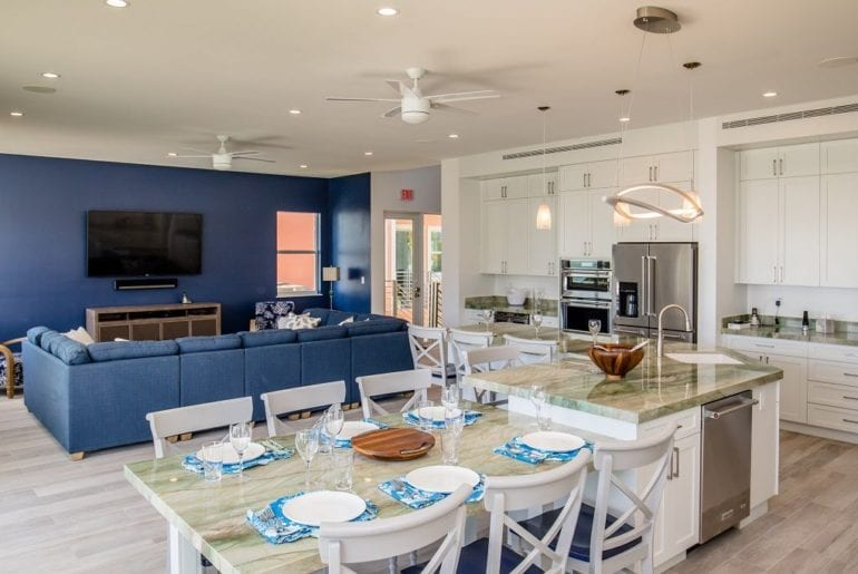 oceanfront luxury home with spa florida keys airbnb