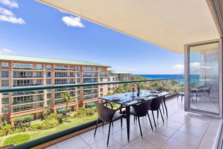 airbnb maui oceanview luxury condo on the 6th floor