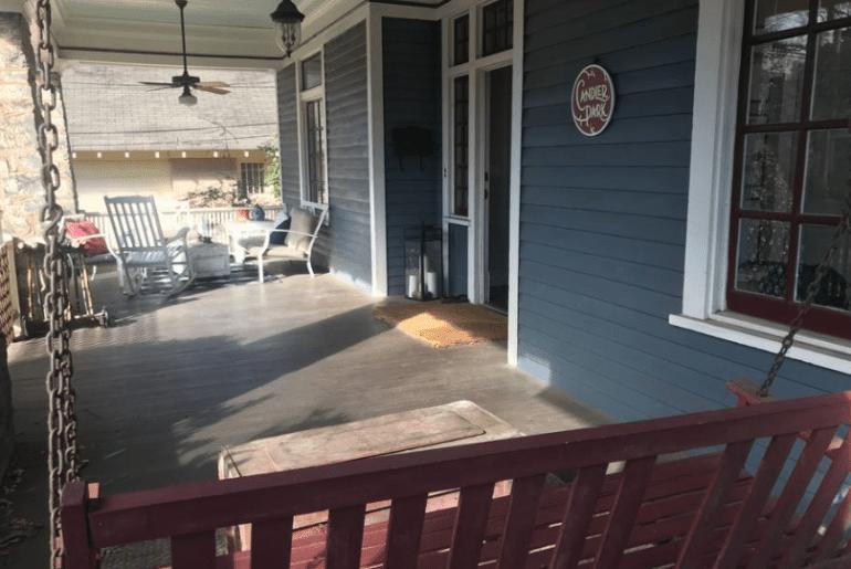 little 5 points airbnb atlanta