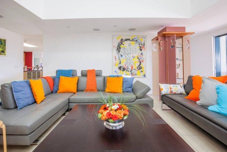 californian art lovers home la jolla airbnb