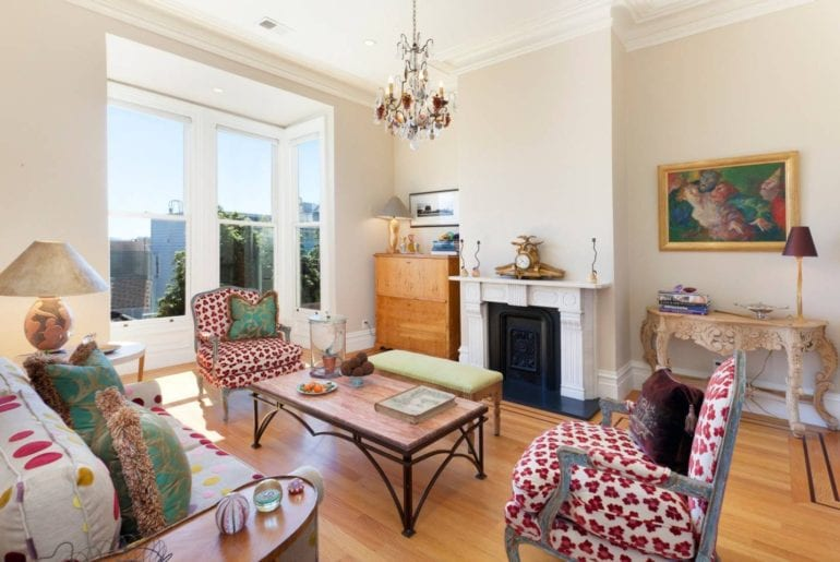 elegant and historic airbnb san francisco