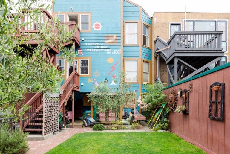 san francisco airbnb victorian home